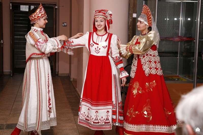 Славянский стиль.